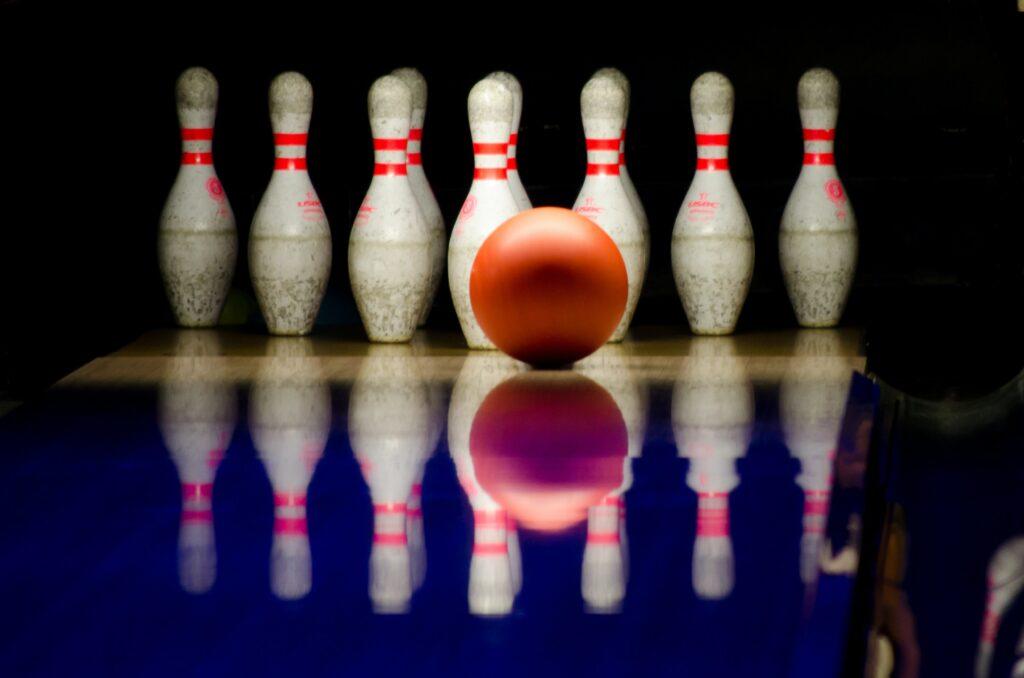 Ten Pin Bowling in west London
